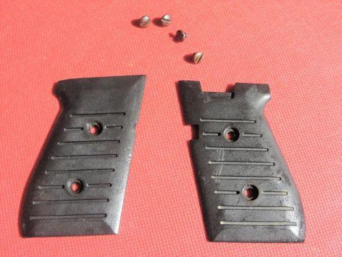 JIMENEZ ARMS J A  Nine 9 mm Grips w/Screws