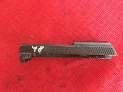 Tanfoglio GT27 25 acp pistol parts, slide